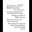 To always love you. by seblaine