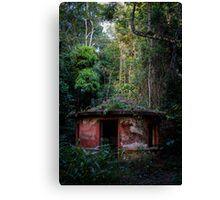 Lost Gardens - João Pessoa, Brazil Canvas Print