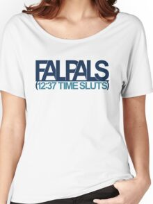 FalPals 12:37 Time Sluts Women's Relaxed Fit T-Shirt