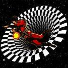 Black Hole Buck by sashakeen