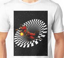 Black Hole Buck Unisex T-Shirt