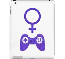 women game iPad Case/Skin