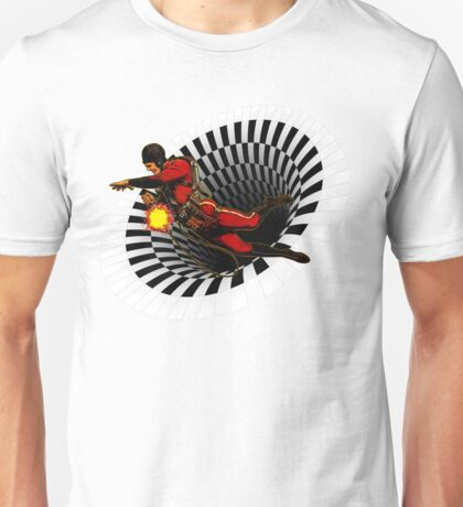 Black Hole Buck II Unisex T-Shirt