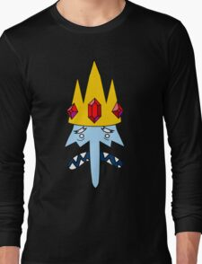 Ice King Face Long Sleeve T-Shirt