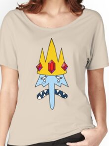 Ice King Face Women's Relaxed Fit T-Shirt