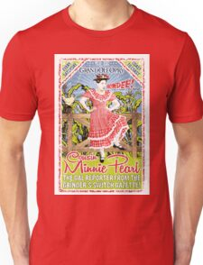 Minnie Pearl. Grand Ole Opry. Country Music. Grinders Switch. Hee Haw. Nashville. TN. Art. TV Comedy. Sarah Colley Cannon. T-Shirt