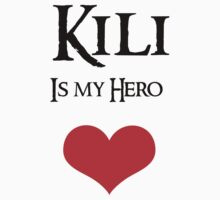 Kili is my Hero by Andesharnais