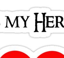 Thorin Is my hero Sticker