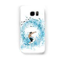 Surfer Delight Samsung Galaxy Case/Skin