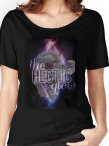 The Hectic Glow Women's Relaxed Fit T-Shirt