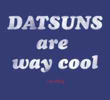 Datsuns are way cool by automotif
