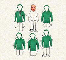 BoyCalledAnn Green Hoodie Twitter Hoodie