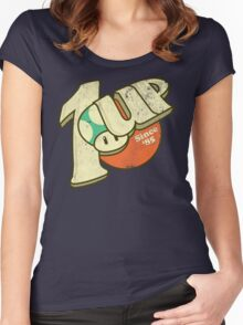 1UP Soda Women's Fitted Scoop T-Shirt