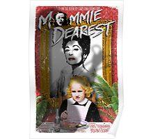 Mommie Dearest. Faye Dunaway. Joan Crawford. Poster