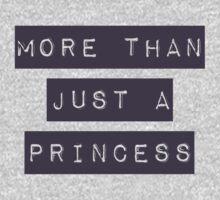 More than just a princess Kids Clothes
