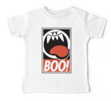OBEY BOO! Baby Tee