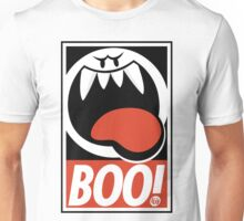 OBEY BOO! Unisex T-Shirt