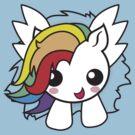 Kawaii Pegasus by AnimePlusYuma