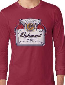 Bahamut, King of Dragons Long Sleeve T-Shirt
