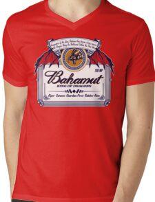 Bahamut, King of Dragons Mens V-Neck T-Shirt