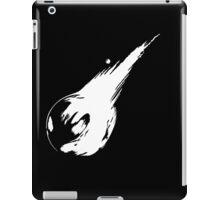 Final Fantasy VII logo minimal white iPad Case/Skin