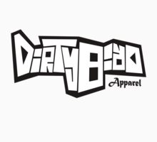 Classic Dirty Bird Logo Kids Clothes