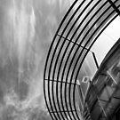 Curved Rails by Rob Beckett