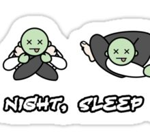 Good Night, Sleep Tight Sticker