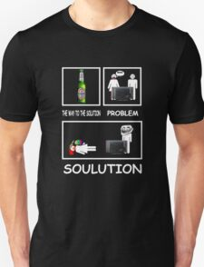 Male vs. Famale - Beer T-Shirt