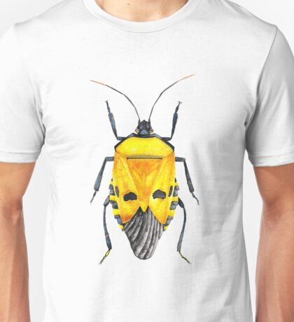 Yellow Bug Unisex T-Shirt