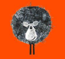 Sheepish Tee (large version) Kids Clothes