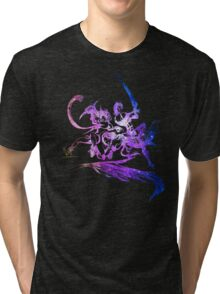Final Fantasy X-2 logo universe Tri-blend T-Shirt