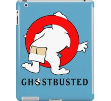 Ghostbusters Busted iPad Case/Skin