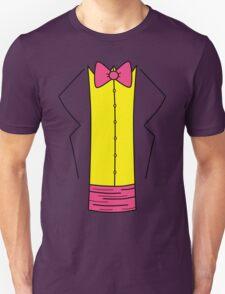 Superjail! The Warden Tux Shirt T-Shirt