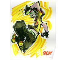 Jet Set Radio fanart : Beat Poster