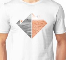 Nature Lovers - Ice and Desert Unisex T-Shirt