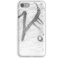 V for The Virginmarys iPhone Case/Skin