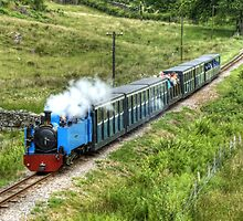 The Blue Train by Jamie  Green