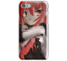 Anime drawing- by Charlie iPhone Case/Skin