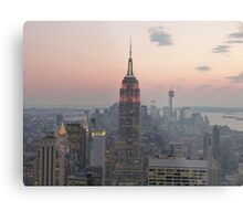 Empire State Building, New York Metal Print
