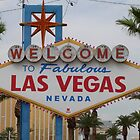 Las Vegas, USA by FangFeatures