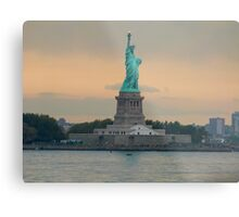Statue of Liberty, New York Metal Print