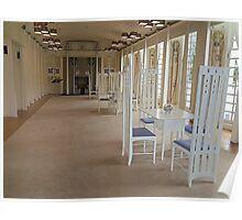 House For An Art Lover, Music Room (1) Poster