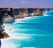 Australian Bight by WearForArt