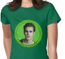 Team Stefan - TVD - The Vampire Diaries - (Designs4You) Womens Fitted T-Shirt