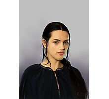 A painting of Morgana Photographic Print
