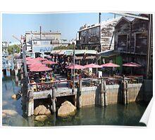 Dockside Eatery Poster