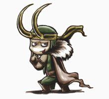 Chibi Loki by Aortic-Inkwell
