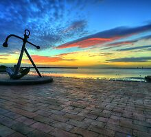The Anchor  by Danielle  Miner