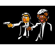 Muppets Pulp Fiction Photographic Print